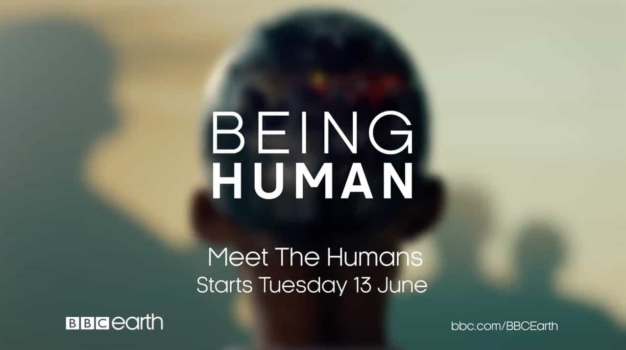 BEING HUMAN BBC Anna Machin
