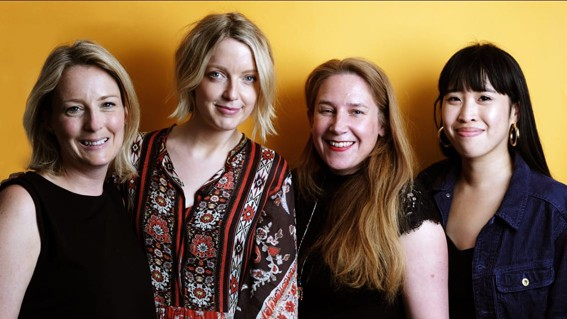 Lauren Laverne Woman's Hour Anna Machin