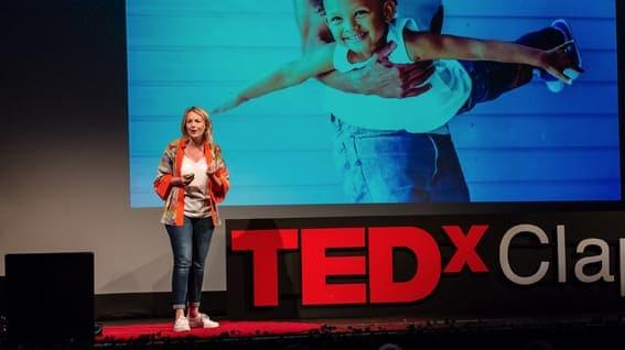 TED X Anna Machin