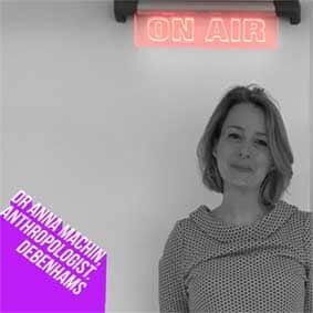 Anna Machin on Radio